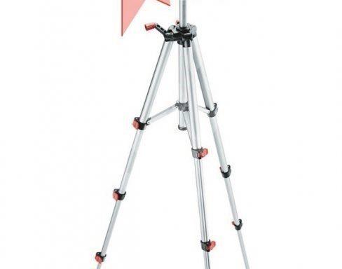 Křížový laser se stativem (16 bodů)